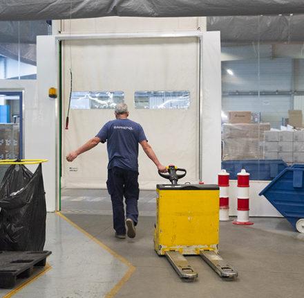 Logistique - Offre d'emploi