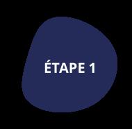 Etape 1